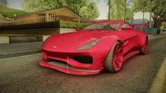 GTA 5 Dewbauchee Specter Custom IVF
