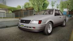 GTA 5 Vulcar Ingot Sedan IVF