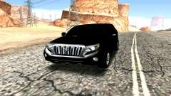 Toyota Land Cruiser Prado 150 2016