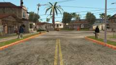 Defensores da Grove ST para GTA San Andreas