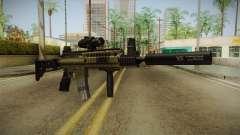 M4 v1 para GTA San Andreas