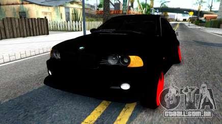 BMW 3-er E46 para GTA San Andreas