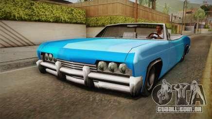 3 New Paintjobs for Blade para GTA San Andreas