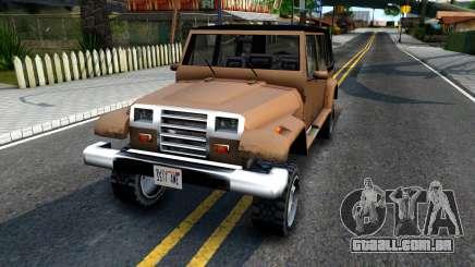 Mesa Crusader para GTA San Andreas
