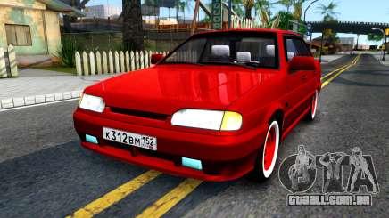 ВАЗ 2115 Estilo Retrô para GTA San Andreas
