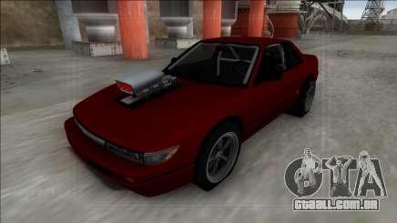 Nissan Silvia S13 Drag para GTA San Andreas