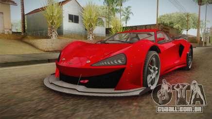 GTA 5 Progen Itali GTB Custom para GTA San Andreas