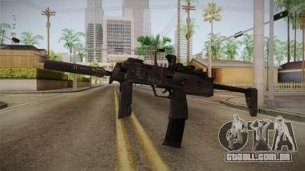 Battlefield 4 - MP7A1 para GTA San Andreas