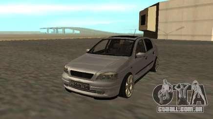 Opel Astra G Armenian para GTA San Andreas