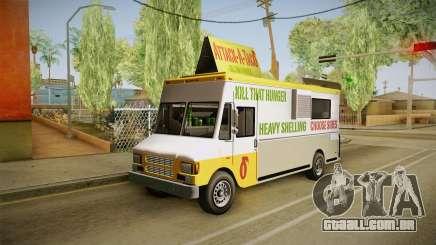 GTA 5 Brute Taco Van IVF para GTA San Andreas