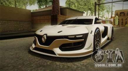 Renault Sport R.S.01 PJ2 para GTA San Andreas