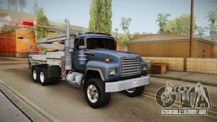 Mack RD690 Pump 1992 v1.0 para GTA San Andreas