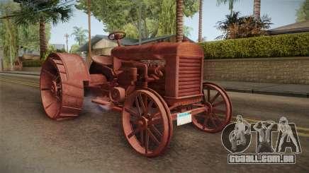 GTA 5 Tractor Worn para GTA San Andreas
