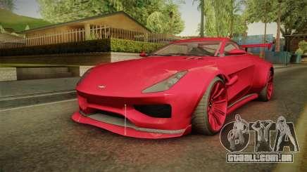 GTA 5 Dewbauchee Specter Custom IVF para GTA San Andreas