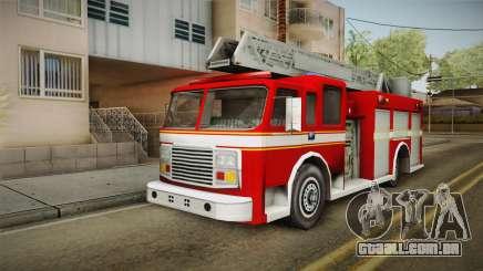 Driver: PL - Firetruck para GTA San Andreas