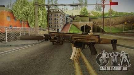 Battlefield 4 - CZ-805 para GTA San Andreas