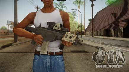 ARX-160 Tactical v3 para GTA San Andreas