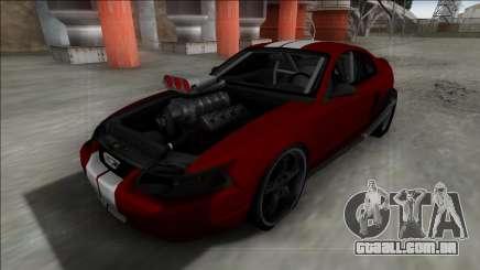 1999 Ford Mustang Drag para GTA San Andreas