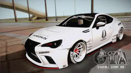 Scion FR-S Aimgain para GTA San Andreas