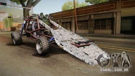 Bandito Ramp Car para GTA San Andreas