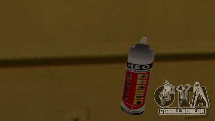 Diclorvós para GTA San Andreas