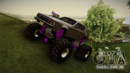 AMC Gremlin X 1973 Monster Truck para GTA San Andreas