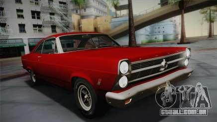 Ford Fairlane 500 1966 HQLM para GTA San Andreas