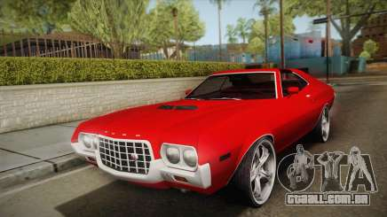 Ford Gran Torino 1972 para GTA San Andreas