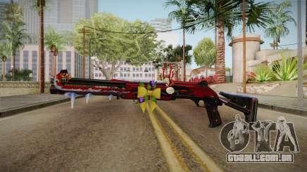 Vindi Xmas Weapon 6 para GTA San Andreas