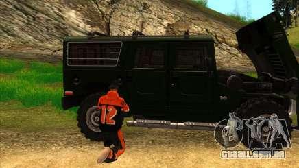 Situação de vida 5.0 para GTA San Andreas