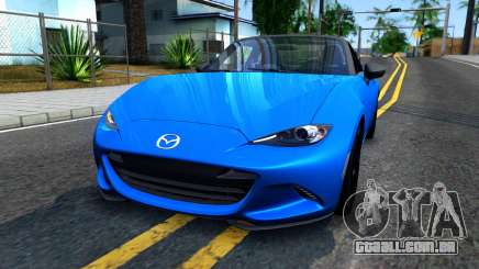 Mazda MX-5 Miata 2016 para GTA San Andreas