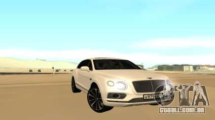 Bentley Bentyaga para GTA San Andreas