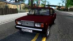 2107 Borgonha para GTA San Andreas