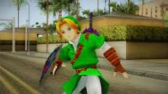 Hyrule Warriors - LINK (Ocarina Oftime)