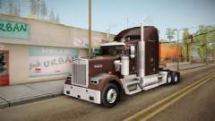 Kenworth W900 ATS 6x2 Middit Cab Normal