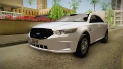 Ford Taurus Unmarked 2014