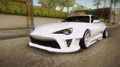 Toyota Supra 8Pralift