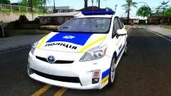 Toyota Prius Ukraine Police