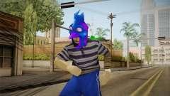 O bandido dos Astecas para GTA San Andreas