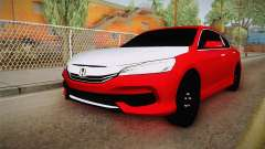 Honda Accord 2017 Hajwalla