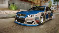 Chevrolet SS Nascar 88 Nationwide 2017
