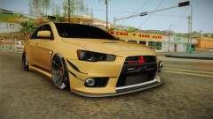 Mitsubishi Lancer EvoStreet para GTA San Andreas