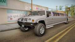GTA 5 Mammoth Patriot Limo IVF