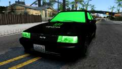 GTA 5 Karin Futo - Monster Energy para GTA San Andreas