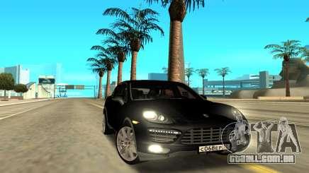 Porsche Cayenne Turbo S para GTA San Andreas