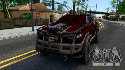 Tactical Vehicle para GTA San Andreas