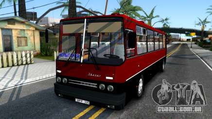 Ikarus 250.89 para GTA San Andreas