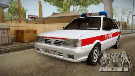 Daewoo-FSO Polonez Caro Plus 1.6 GLi Segurança para GTA San Andreas