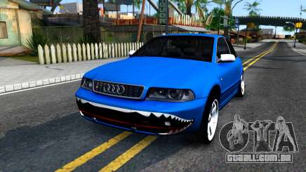 Audi S4 Dark Shark para GTA San Andreas