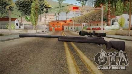 Survarium - Remington 700 para GTA San Andreas